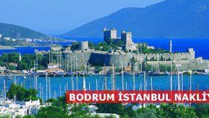 İstanbuldan Bodruma Nakliyat başladı