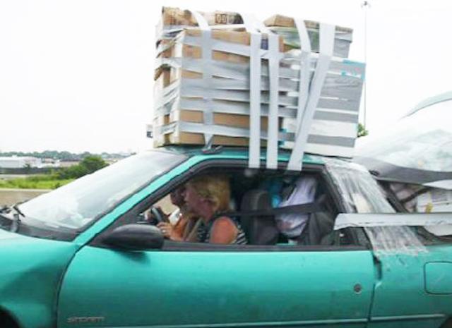 parca eşya taşıma