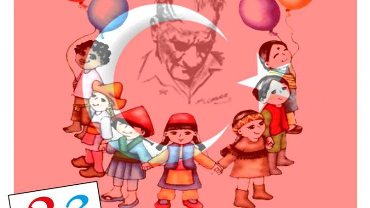 Bodrum Nakliyatta 23 Nisan  Ulusal Egemenlik ve Çocuk bayramı Coşkusu