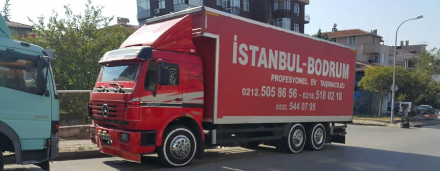 İstanbul Bodrum NAkliyat