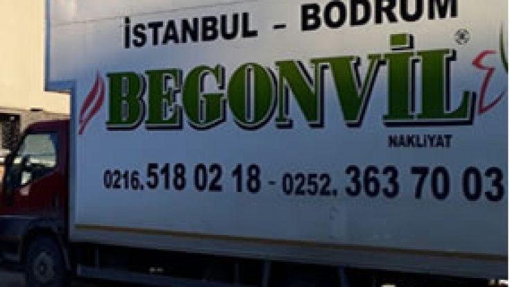 Bodrum İstanbul Nakliyat